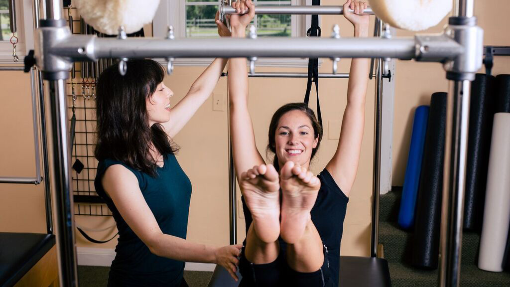 pilates private session