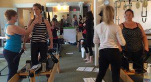 Becoming a Pilates Teacher