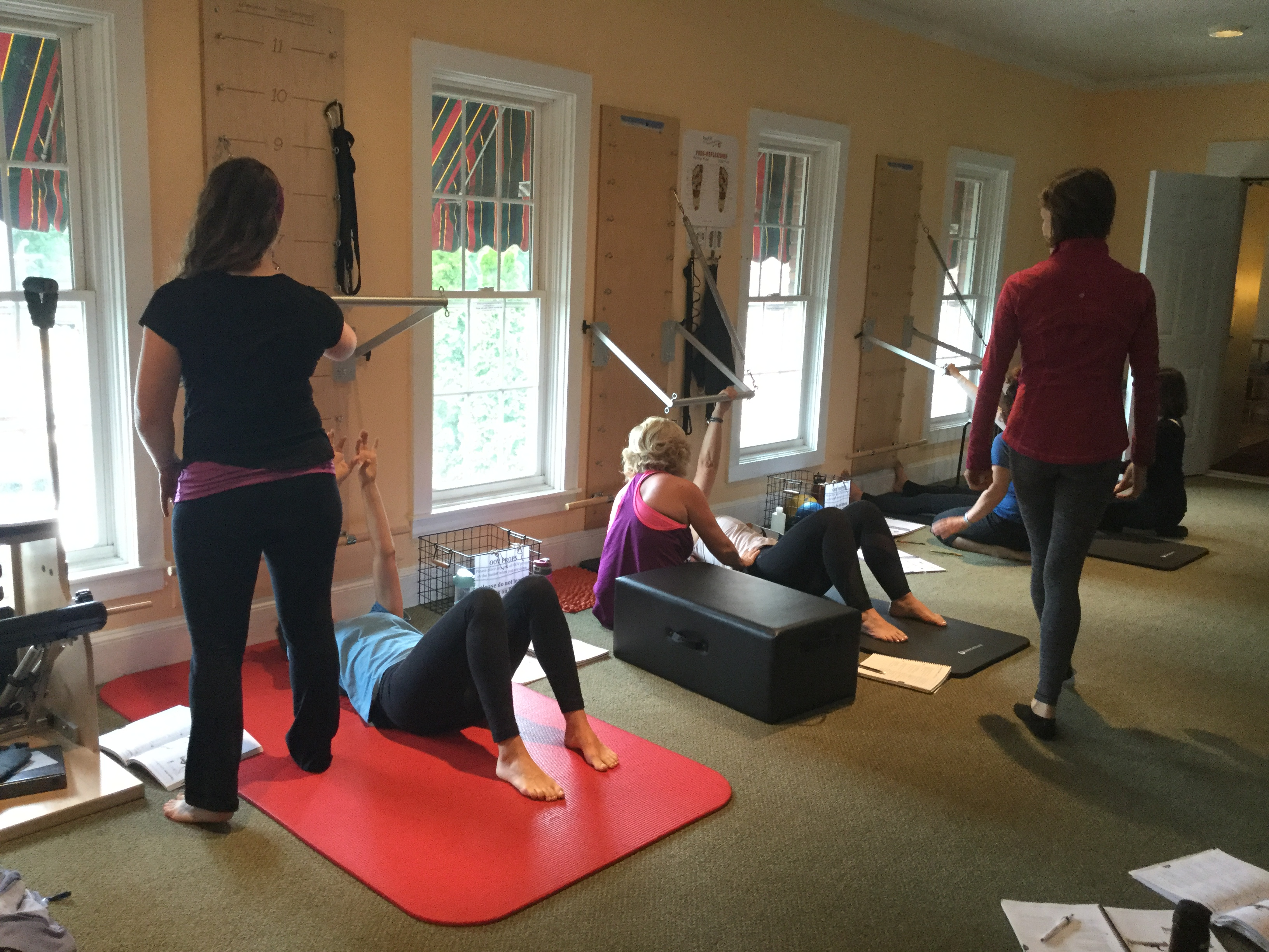 Does Any Training Give A Pilates Teacher Certification