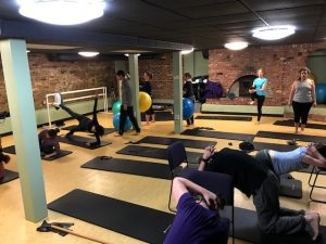 Condition to Run!  The Pilates Studio