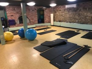 Strengthening at The Pilates Studio